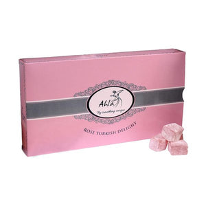 Ahla Rose Turkish Delight 400g