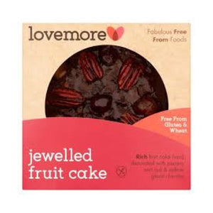 Love More Love More Jewelled Fruit Cake 420g