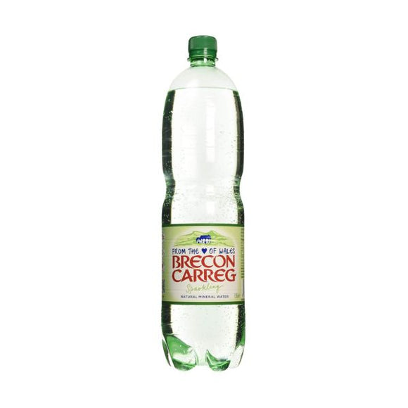 Brecon Brecon Sparkiling Water 1.5ltr  x 12