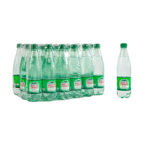 Brecon Brecon Sparkiling Water 500ml  x 24