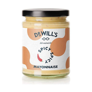 Dr Will'S Dr Will's Spicy Mayonnais 240g