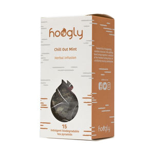 Hoogly Hoogly Tea Chill Out Mint 15bags