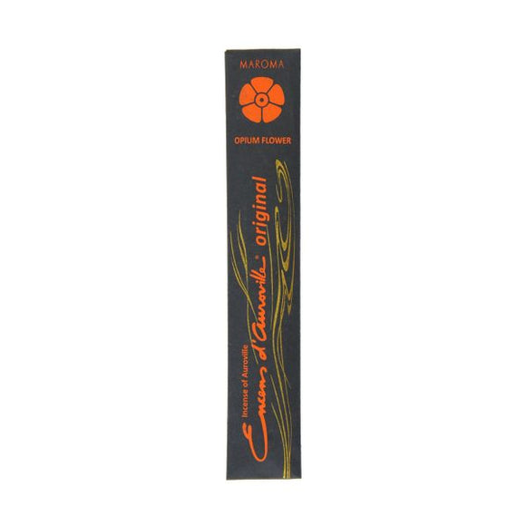 Maroma/Himalaya Incense Sticks Opium 10sticks 5 Pack