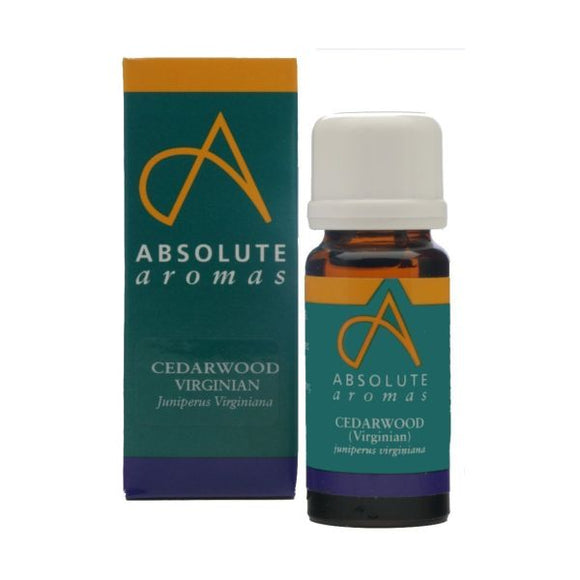 Absolute Aromas Cedarwood 10ml