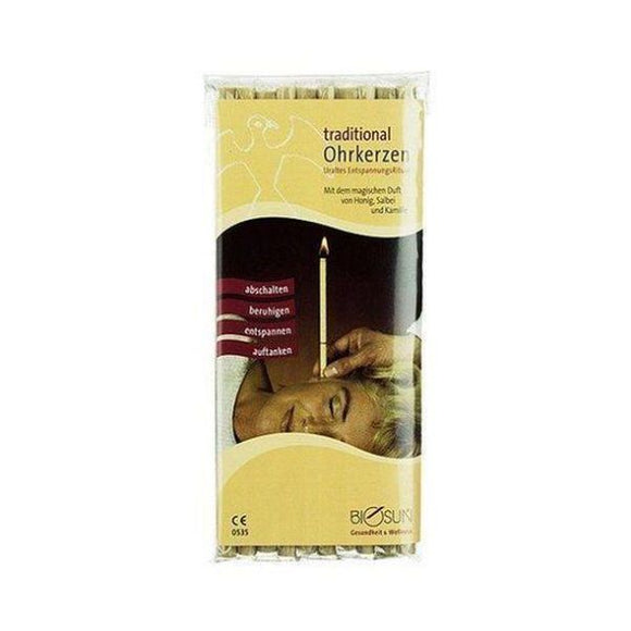 Biosun Hopi Ear Candles 3 Pairs 3pair