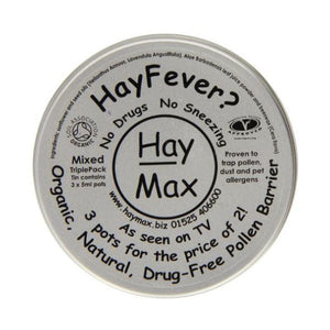 Haymax Haymax Mixed Triple Pack 3x5ml 6 Pack