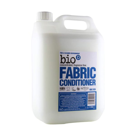 Bio-D Bio-d Fabric Conditioner 5ltr