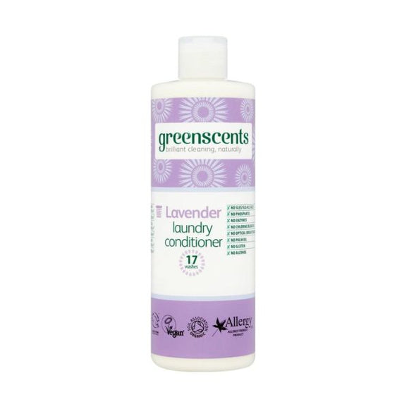 Greenscents Organic Lavender Laundry Conditioner