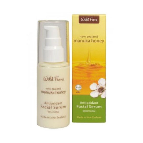Wild Ferns Manuka Facial Serum