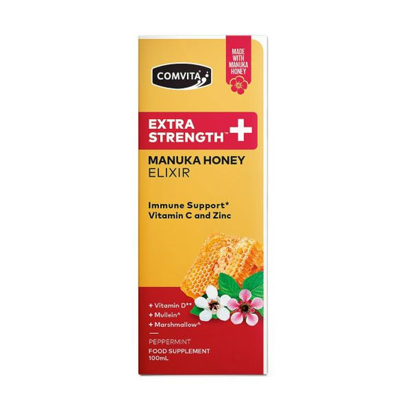 Comvita Products Manuka Honey Elixir Extra Strength
