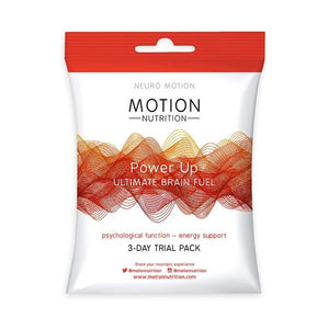 Motion Nutrition Motion Nutrition Power Up Trial Pack 6Caps x 12