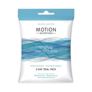 Motion Nutrition Motion Nutrition Unplug Trial Pack 6Caps x 12