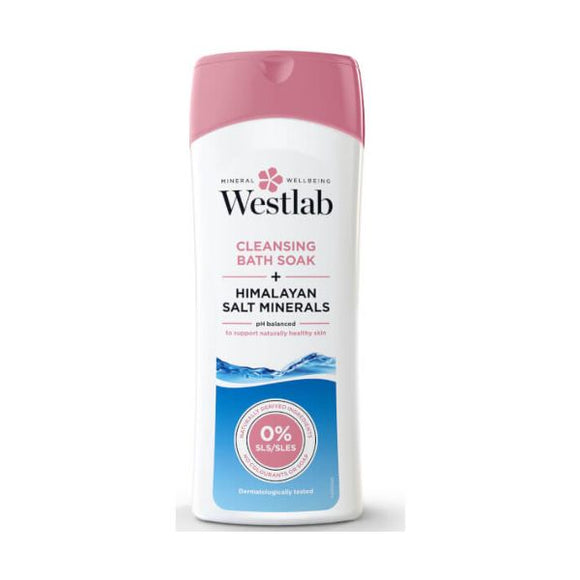Westlab Ltd Westlab Cleansing Himalayan Bath Soak 400Ml