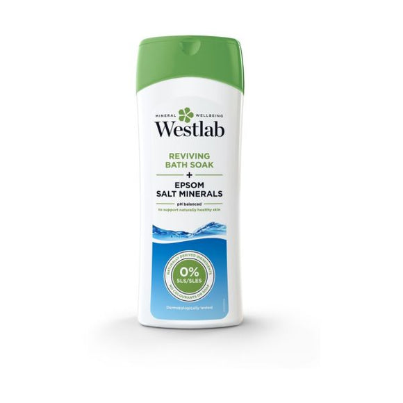Westlab Ltd Westlab Reviving Epsom Bath Soak 400Ml