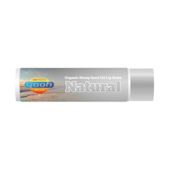 Yaoh Lip Balm Natural (Unscented) 4G x 36