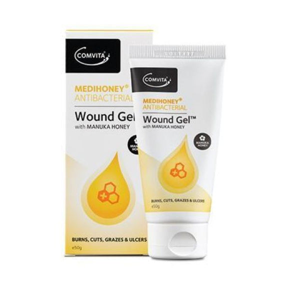 Medihoney Medihoney Wound Gel 50G