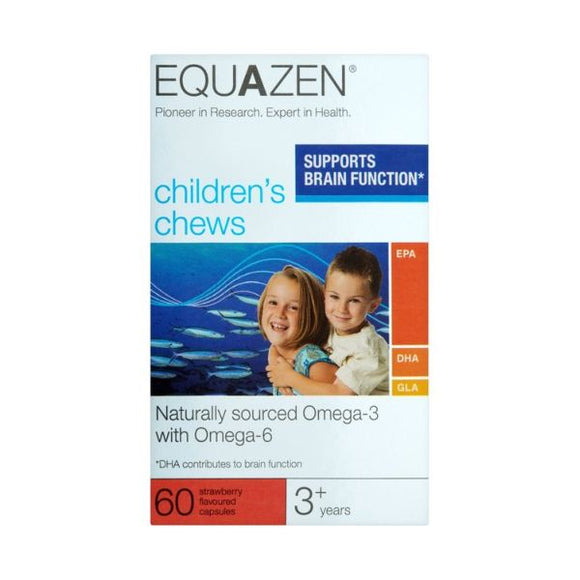 Equazen Equazen Kids Multivitamin 60chewies