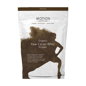 Mn MN Org Cacao Whey Protein 30g  x 12