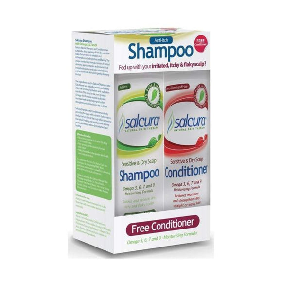 Salcura Salcura Shampoo Condition 400ml