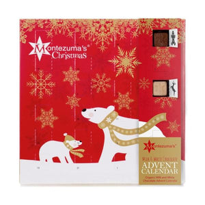 Montezuma'S Chocolate Advent Calendar - Milk & White x 5 pack
