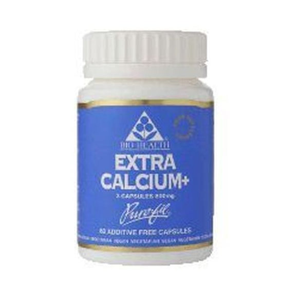 Bio-Health Extra Calcium Magnesium Zinc & Vitamin D Vegetable Capsules 60caps