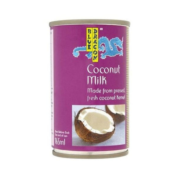 Blue Dragon Coconut Milk (Canned) 165ml
