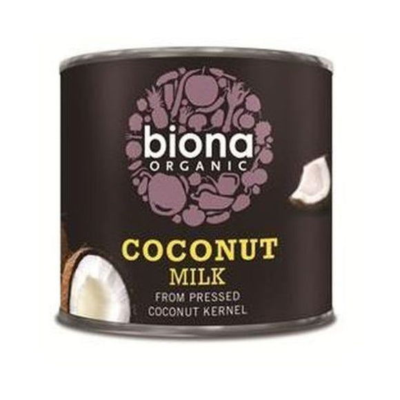 Biona Organic Coconut Milk 200ml