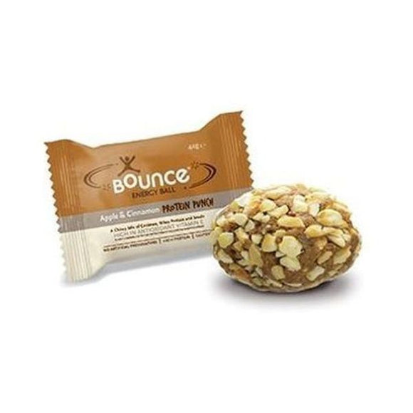 Bounce Apple Cinnamon Protein Punch Energy Ball x 40 pack
