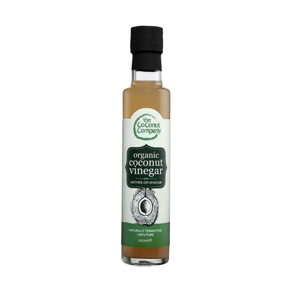 Coconut Company Organic Coconut Vinegar with Mother of Vinegar 250ml
