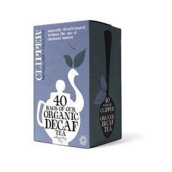 Clipper Organic Everyday Decaff Teabags 40bags