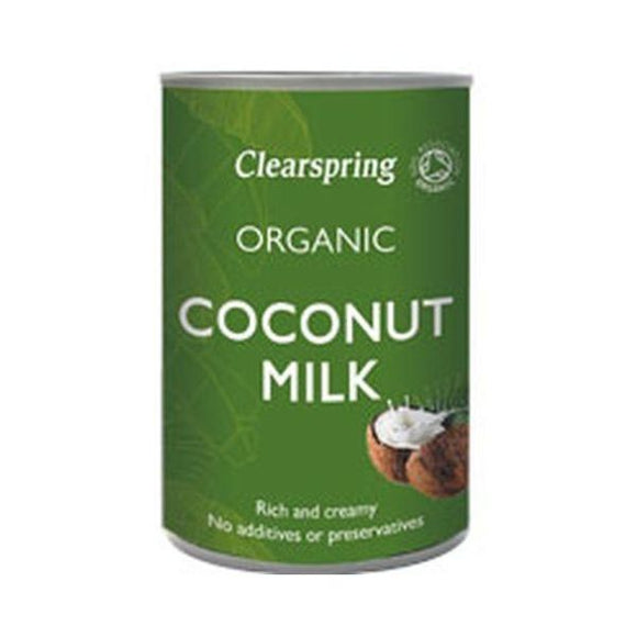 Clearspring Organic Coconut Milk 400ml