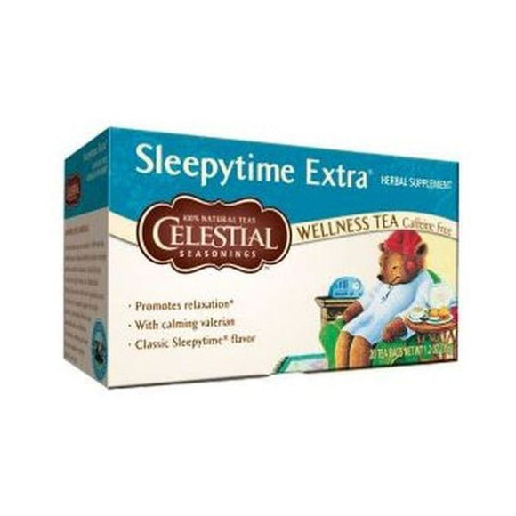 Celestial Seasonings - Natural Sleepytime Extra Herbal Tea 36g