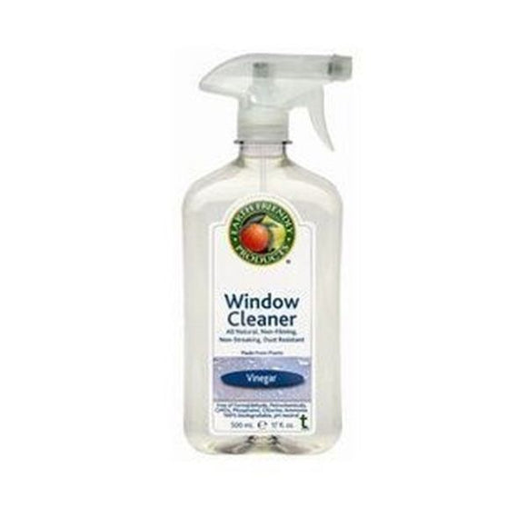 Earth Friendly Baby Window Cleaner with Vinegar - trigger spray 500ml