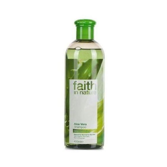 Faith In Nature Aloe Vera Shampoo 400ml
