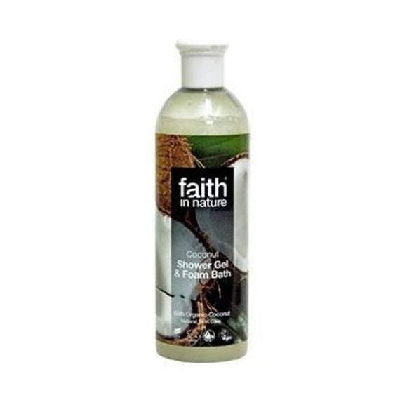 Faith In Nature Coconut Foam Bath 400ml