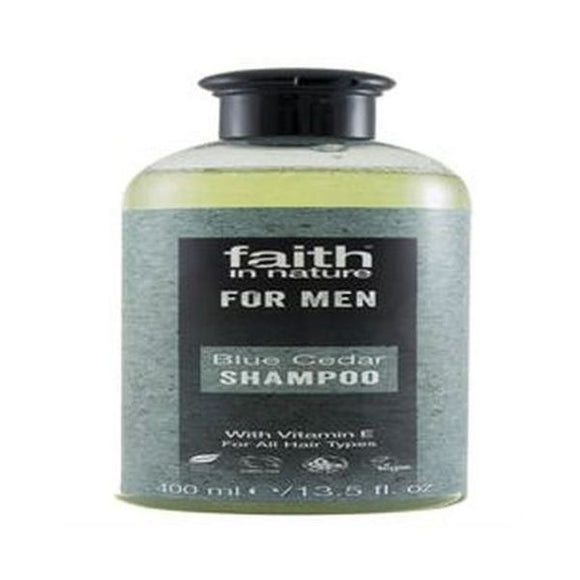 Faith In Nature Blue Cedar Shampoo 400ml