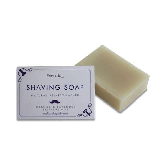Friendly Soap Shaving Soap 95g