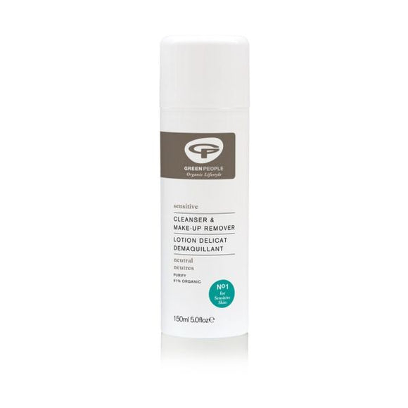 Green People Company Organic Neutral/Scent Free Cleanser