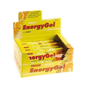 High Five Energy Gel - Orange 38g 20 Pack