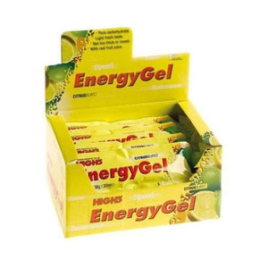 High Five Energy Gel - Citrus 38g 20 Pack