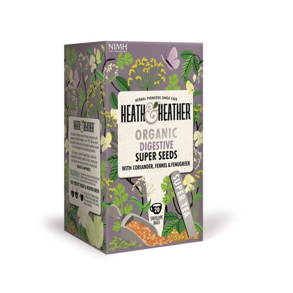 Heath & Heather Organic Super Seeds