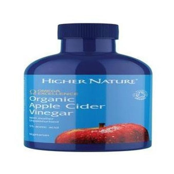 Higher Nature Organic Apple Cider Vinegar 350ml