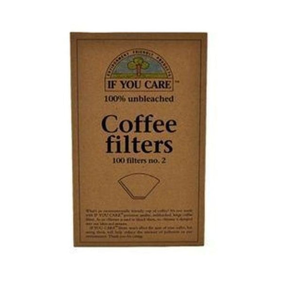 If You Care Coffee Filters No 2 100filt