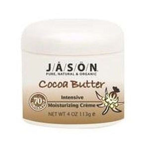 Jason Bodycare Organic Cocoa Butter + Vitamin E Face Cream 120g