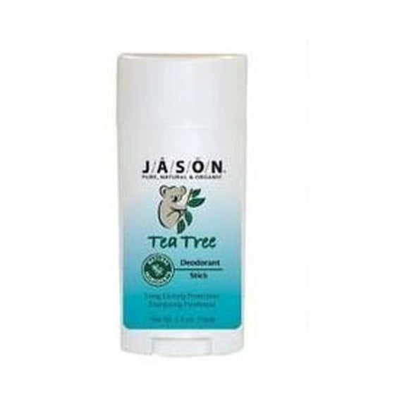 Jason Bodycare Tea Tree Oil Deodorant Stick 75g