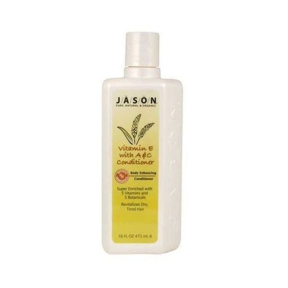 Jason Bodycare Organic Vitamin A,C & E Conditioner 480ml