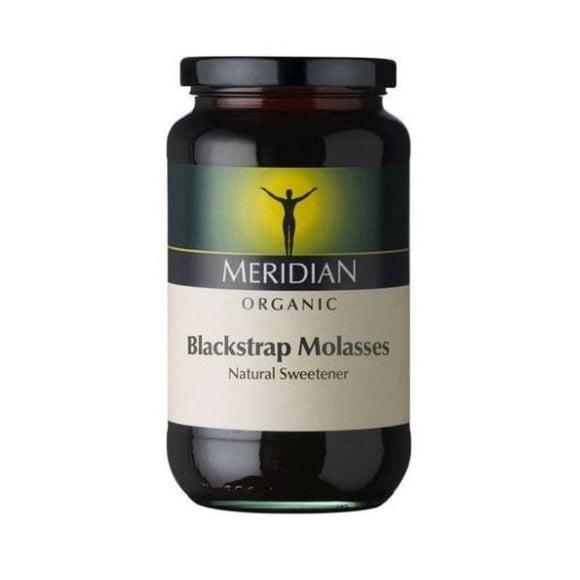 Meridian Organic Black Strap Molasses 740g