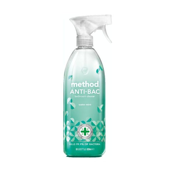 Method Anti-Bac Bathroom Water Mint