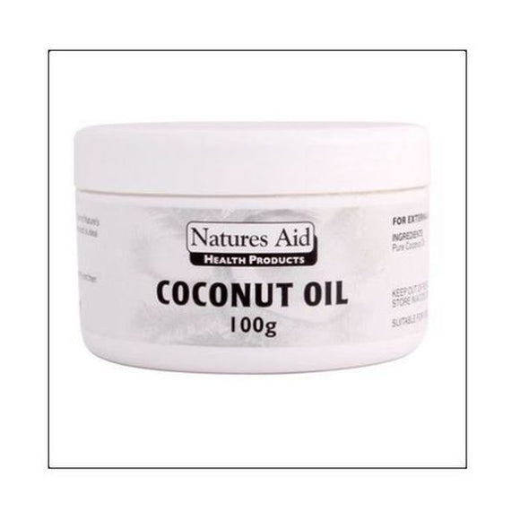Natures Aid Coconut Oil 100g