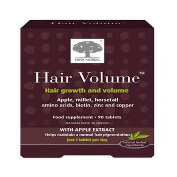 New Nordic Hair Volume 90tabs